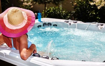 10 Reasons Hot Tubs and Swim Spas are good for your health